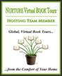 Nurture Book Tour, Tour Hosting Team badge